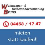 Wohnwagen- & Reisemobilvermietung Bruns